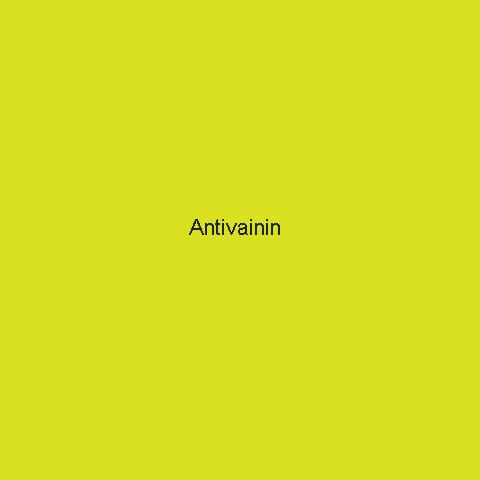 """Antivainin"""